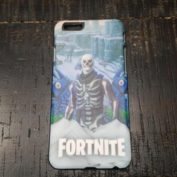 Iphone 6/6s custom fortnite case